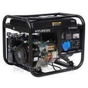 Электрогенератор Hyundai HY9000LE фото