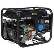 Электрогенератор Hyundai HY9000LER-3 фото