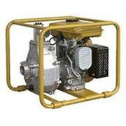 Мотопомпа бензиновая ROBIN SUBARU PTG 208 H фото