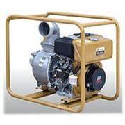 Мотопомпа дизельная ROBIN SUBARU PTD 406 фото