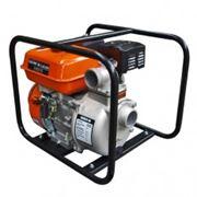 Мотопомпа бензиновая 50ZB26-4Q для чистой и слабозагрязненной воды фото