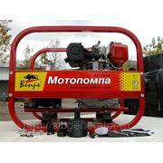Мотопомпа пожарная (высоконапорная) Вепрь МП 120 ДЯ фото
