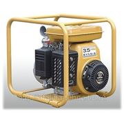 Мотопомпа бензиновая для сильнозагрязненных жидкостей PTG208ST фото