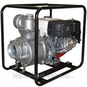 Мотопомпа бензиновая для чистой воды Daishin SCR-100HX двиг. Honda фото