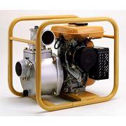 Мотопомпа SERH 50 ВЕПРЬ Япония с бензиновым двигателем HONDA GX 240 фото