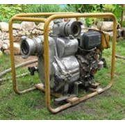 Мотопомпа дизельная ROBIN SUBARU PTD 306 T фото