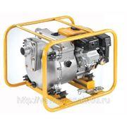 Мотопомпа бензиновая для сильнозагрязненных жидкостей Robin-Subaru PTX201T фото
