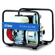 Мотопомпа бензиновая SDMO TR 2.36 H фото