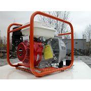 Мотопомпа бензиновая высоконапорная (пожарная) Koshin SERH-50 фото