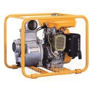 Мотопомпа с бензиновым двигателем PTG 307 D фото