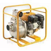 Мотопомпа бензиновая для чистой воды PTX401 фото