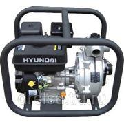 Мотопомпы Hyundai HY 80 фото
