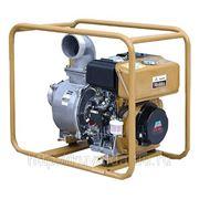 Мотопомпа дизельная для слабозагрязненной воды SUBARU PTD 406 SUBARU фото