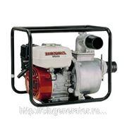 Мотопомпа бензиновая для среднезагрязненной воды Honda WB 30 XTDRX фото