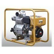 Мотопомпа дизельная ROBIN SUBARU PTD 405 T фото