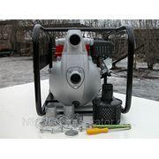 Мотопомпа высоконапорная бензиновая Koshin SERM-50V фото