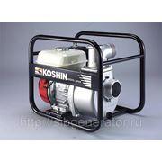 Мотопомпа бензиновая Koshin SEH-80X фото