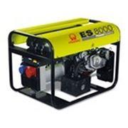 Частично защищенные электростанции с ручным запуском ES4000 фото