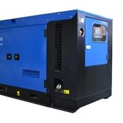 Трехфазная электростанция ДГУ АД-120С-Т400-1РКМ19 TSS diesel в кожухе фото
