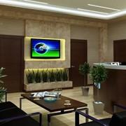 Дизайн офисных и коммерческих интерьеров фото