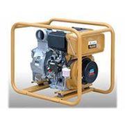 Мотопомпа дизельная ROBIN SUBARU PTD306 фото