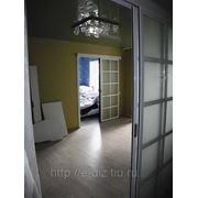 Раздвижные двери и перегородки фото