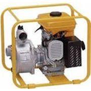Мотопомпа бензиновая ROBIN SUBARU PTG207 фото
