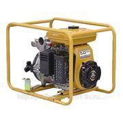 Бензиновая мотопомпа для сильнозагрязненных вод PTG208T