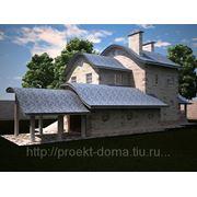 Уникальные проекты домов. Чертежи для строителей. От фото