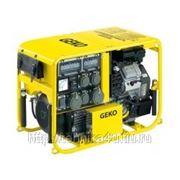 Электрогенератор Geko 8000 ED - AА/SHBA фото