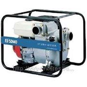 SDMO XT3.78H для сильно загрязненной воды