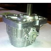 Насос шестеренчатый НШ-10 ( 6 шлиц.) фото