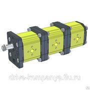 Насосы трёхсекционные НШ63М+63М+32М-4(3), НШ71М+71М+50М-4(3) фото