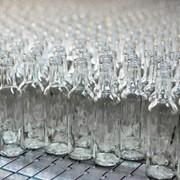 Бутылка водочная 0.25 л. фото