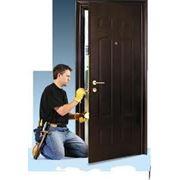 Ремонт замков сейф-дверей фото