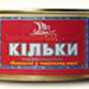 КИЛЬКИ черноморские обжаренные в томатном соусе фото