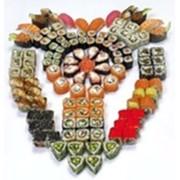 Доставка японской кухни фото