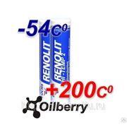 Смазка RENOLIT HI-TEMP 2 высокотемпературная +200С низкотемпературная -54С