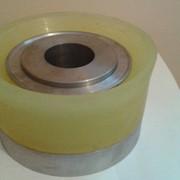 Поршень полиуретановый и резинометаллический фото