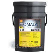 Редукторные масла Shell Omala S2 G 68 (Shell Omala 68) 20л фото