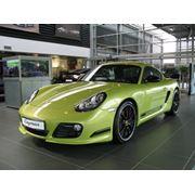 Автомобиль Porsche Cayman R фото