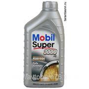 Масло Mobil Super 3000 5w40 син (1 л) фото