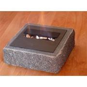Биокамин BLOC FIRE Black Steel (Блок Файр)