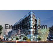 Разработка проектов административных и общественных зданий фото
