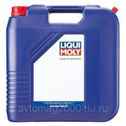 Liqui moly — минеральное масло Touring High Tech SHPD SAE 15w40 CG-4/SJ 205 л. фото