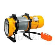 Лебедка электрическая модели KCD 500 кг (380 В) 100 м. фото