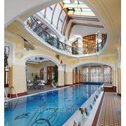 Проектирование вентиляции бассейна фото