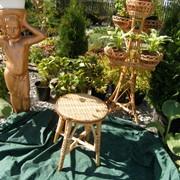Производство товаров для сада, мебель, изделия из лозы. фото