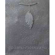 Пакет бумажный крафт 25*32см 0583/GR-S фото