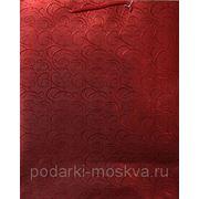 Пакет бумажный крафт 33*40см 0582/NR-R фото